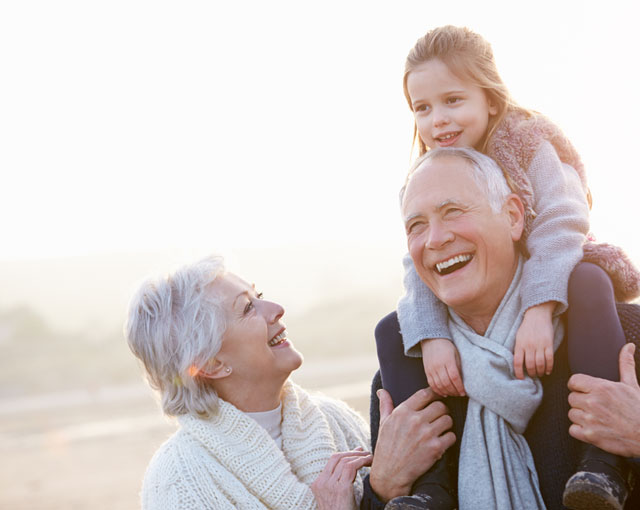 DNA Grandparent Test